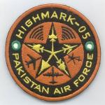 akistan Air Force Exercise Highmark - 05 patch
