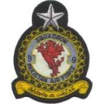 PAF 9 Squadron 'Griffins' Crest