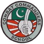 Pakistan Air Force Combat Commanders School patch
