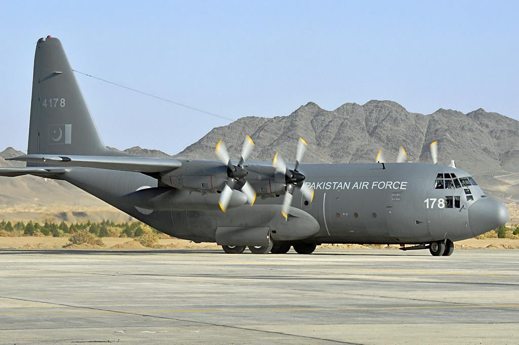 C-130 Hercules | Pakisatan Forces Picture and Video